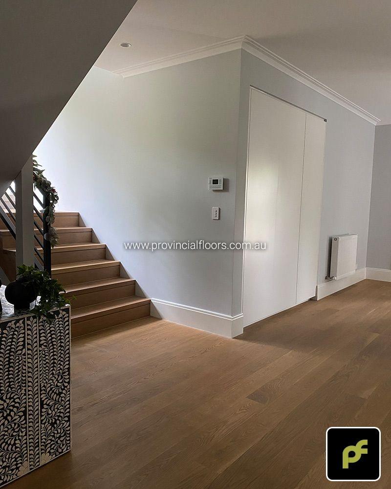 Solid American Oak Timber Flooring